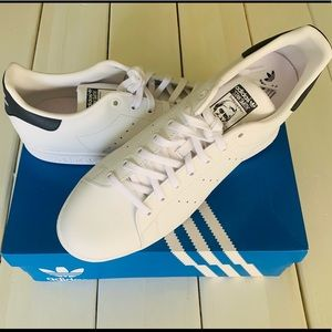 Adidas Stan Smith sneakers (navy blue) size 14